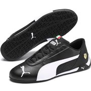 Ferrari SF R-cat shoes, Color: black, Material: Upper: synthetic fibers, Sole: rubber