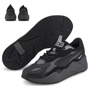 PUMA RS-X PUZZLE shoes, Color: Black, Material: Upper: mesh, Midsole: PU, Sole: rubber