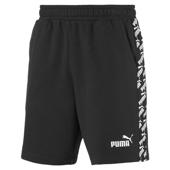 PUMA AMPLIFIED TR shorts, Color: black Material: 68% cotton 32% polyester