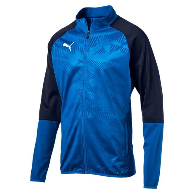 PUMA CUP Training Poly Core jacket, Color: Blue, Material: N / A