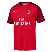 Ac Milan Training Jersey Ss Men T-Shirt