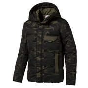 PUMA 480 Camo Down Mens Winter Jacket