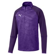PUMA Cup Training 1 4 Zip T Core Sweatshirt
