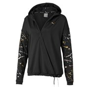 PUMA Metal Splash Lux Wrap Sweatshirt
