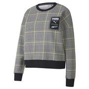PUMA Recheck Pack Crew Wns Sweatshirt
