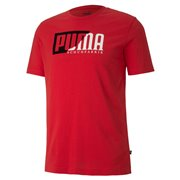PUMA Flock Graphic T-Shirt