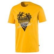 PUMA Summer Palms Graphic T-Shirt