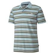 PUMA Essentials Stripe J.Polo T-Shirt