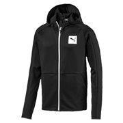 PUMA Tec Sports Fz Men Hooded Sweatshirt