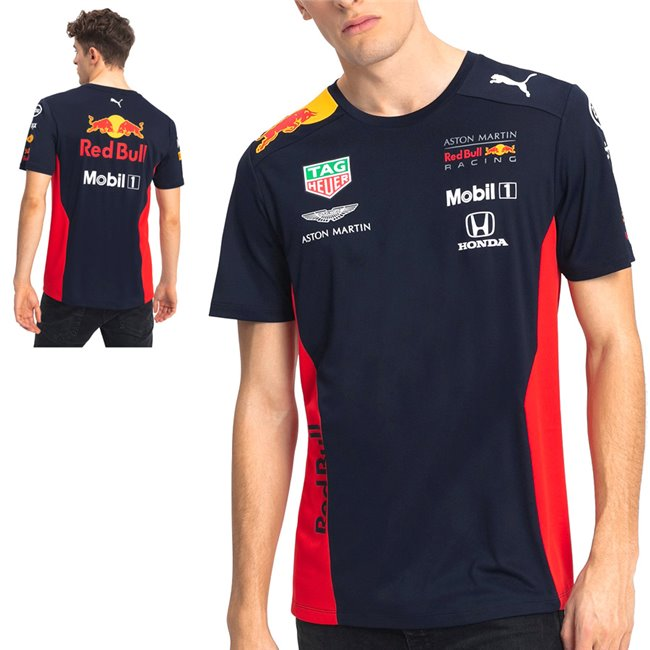 Aston Martin Red Bull Team T-shirt, Color: black, Material: N / A