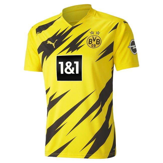 Borussia Dortmund HOME Shirt Replica SS, Color: yellow, black, Material: polyester,