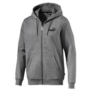 PUMA Essentials Fleece Hooded Jkt