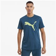 PUMA Heather Cat Tee