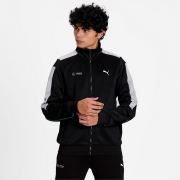 Mercedes MAPM T7 Track Jacket, Color: black, Material: polyester, cotton, The MAPM T7 Track Jacket takes inspiration from PUMA