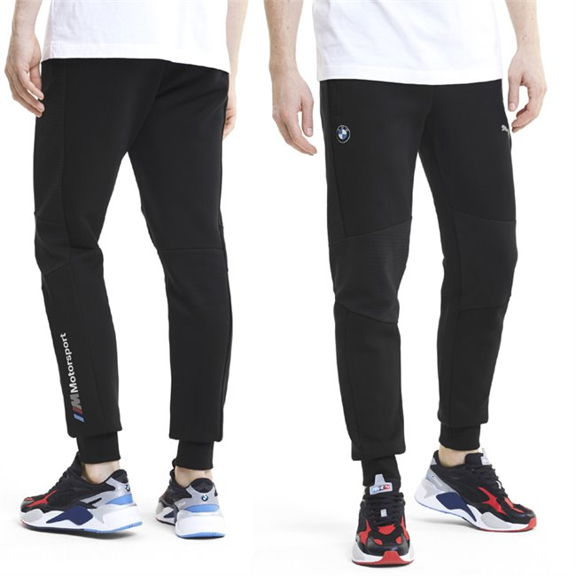 BMW MMS Sweat Pants cc, Color: black, Material: cotton, polyester,