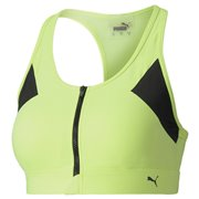 PUMA High Impact Front Zip Bra