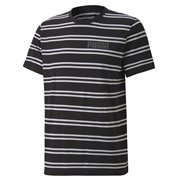 PUMA Modern Basics Striped Tee