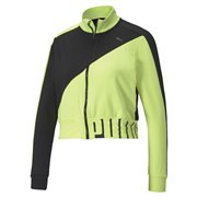 PUMA Train Stretch Knit Track JKT