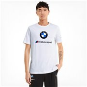 BMW MMS ESS Logo Tee men T-Shirt, Colour: white, Material: cotton