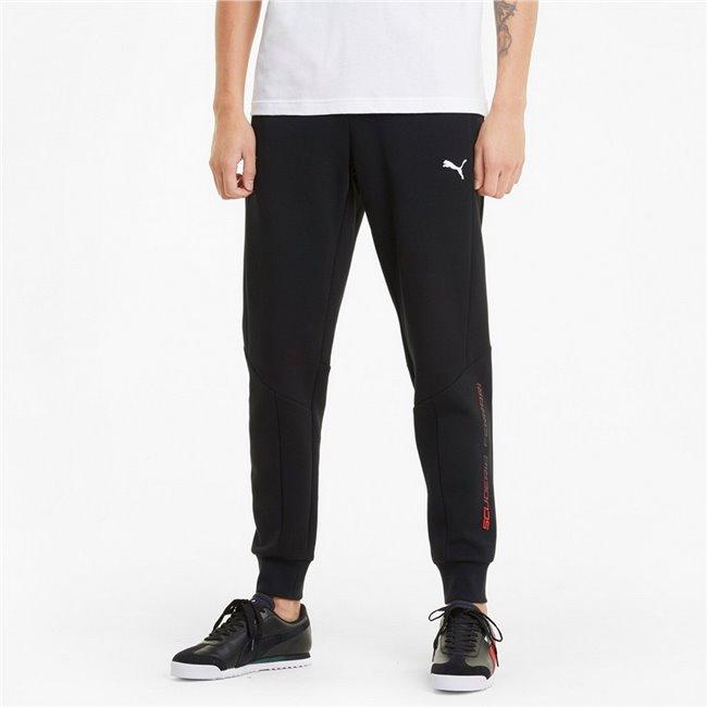 Ferrari Race Sweat Pants cc mens sweatpants, Colour: black, Material: cotton, polyester