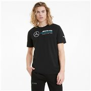 Mercedes MAPF1 Logo Tee men T-Shirt