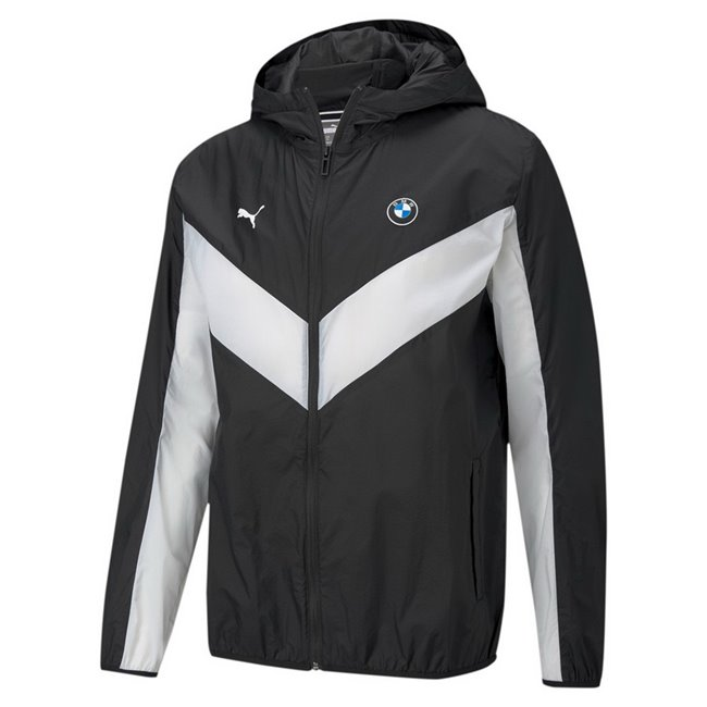 BMW MMS MCs City Runner men jacket, Colour: black, Material: polyester