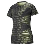PUMA Performance AOP SS Tee W women T-Shirt