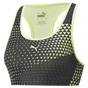 PUMA Mid 4Keeps Graphic Bra PM women bra