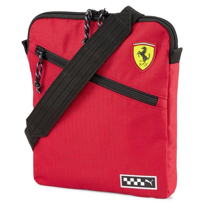 Ferrari SPTWR Portable bag, Colour: red, Material: polyester