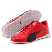 Ferrari R-Cat shoes, Colour: red, black, Material: Upper: synthetic leather, Sole: rubber