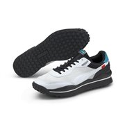 PUMA Style Rider Cyborg shoes, Colour: white, black, Material: Upper: synthetic fibers, Sole: rubber