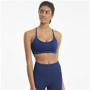 PUMA Low Impact Strappy Bra women bra