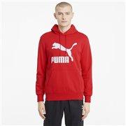 PUMA Classics Logo Hoodie TR men hooded sweatshirt