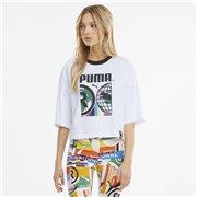 PUMA PI Graphic Tee women T-Shirt