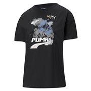 PUMA Evide Graphic Tee women T-Shirt