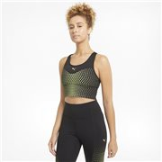 PUMA Mid Graphic Long Line Bra women bra