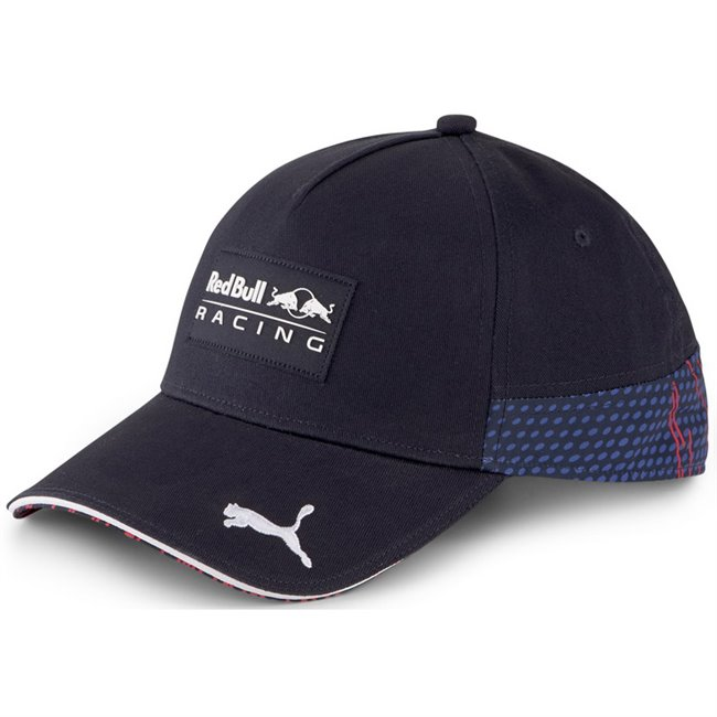 Red Bull Replica Team Cap, Colour: black, red, Material: polyester