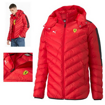 Ferrari Race RCT 37.5 T7 Jacket