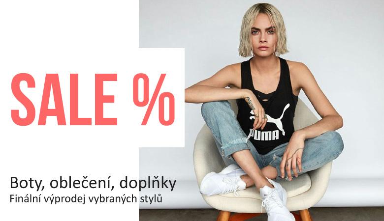 PUMA Slevy 30-50%