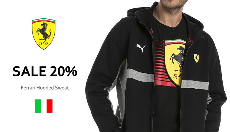 Ferrari SF Hooded Sweat