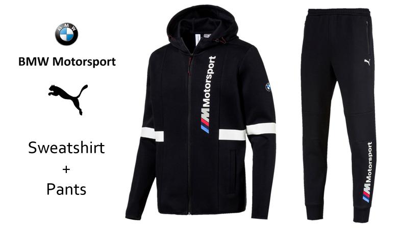 BMW bluza spodnie